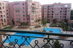 location appartement non meublé à hivernage marrakech,longue durée