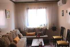 appartement meublé sur route de casa marrakech