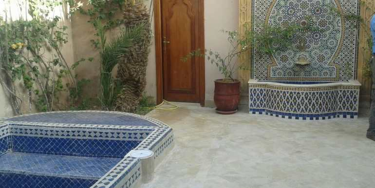location riad à marrakech palmeraie9