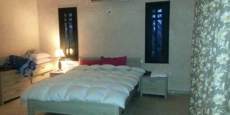 location villa de luxe pour longue durée au palmeraie marrakech11