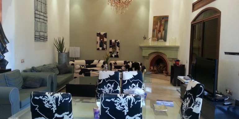 location villa de luxe sur la route de fes marrakech2