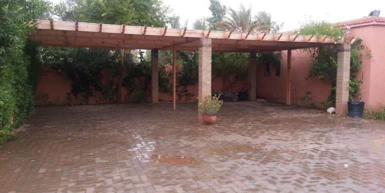 location villa de luxe sur la route de fes marrakech7