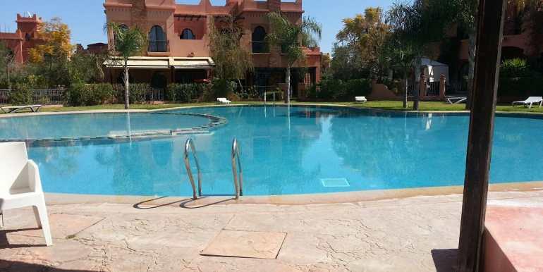 location villa non meublé route de fes à marrakech8