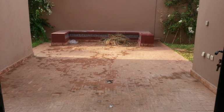 location villa non meublée à marrakech targa7