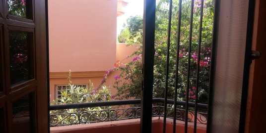 location villa non meublée à targa marrakech