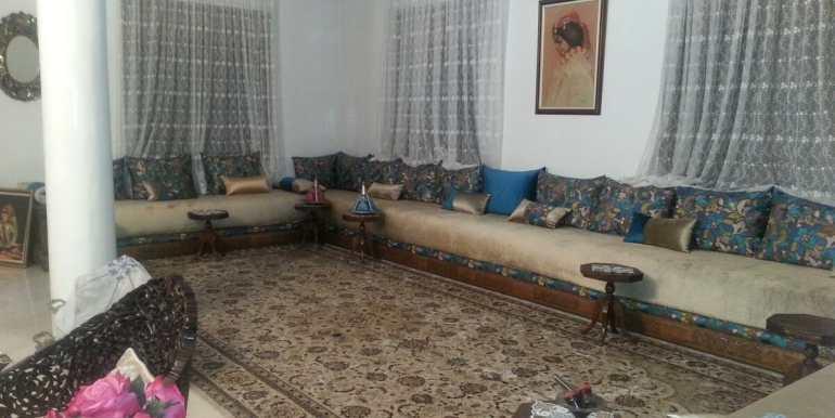 louer villa meublée sur la route de fes marrakech2