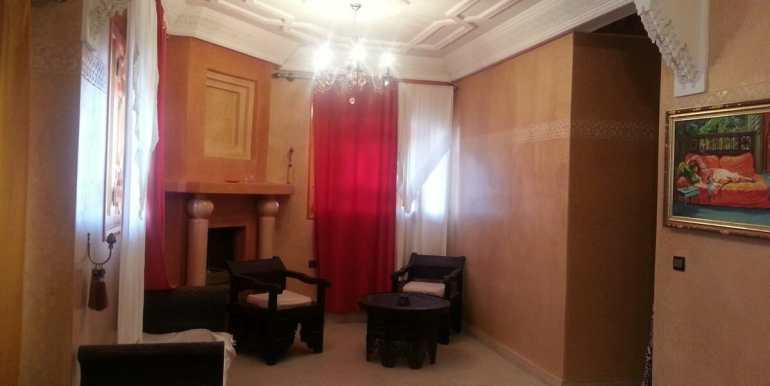 villa à louer pour longue durée à marrakech 2