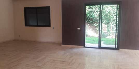 location villa non meublée longue durée à targa