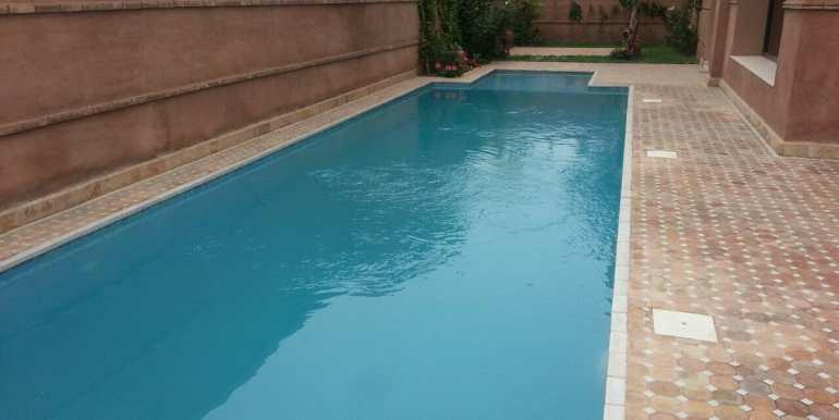 villa de luxe à vendre à targa marrakech