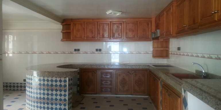villa non meublée à louer à marrakech targa 2