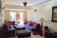 Appartement à Louer Quartier hivernage Marrakech