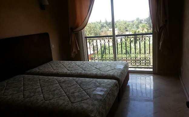 Appartement Meublé Haut Standing à Louer Victor Hugo Marrakech-1