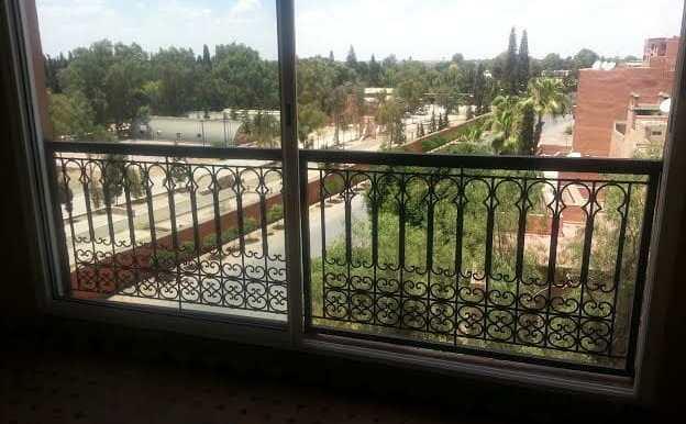 Appartement Meublé Haut Standing à Louer Victor Hugo Marrakech-3
