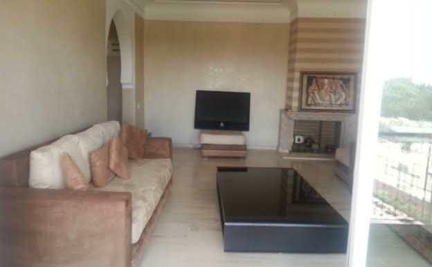 Appartement Meublé Haut Standing à Louer Victor Hugo Marrakech-4
