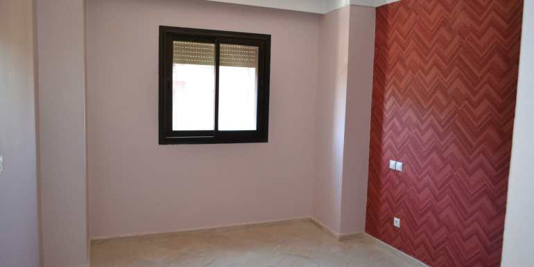 Location appartement de luxe vide sur la route de casa Marrakech-6