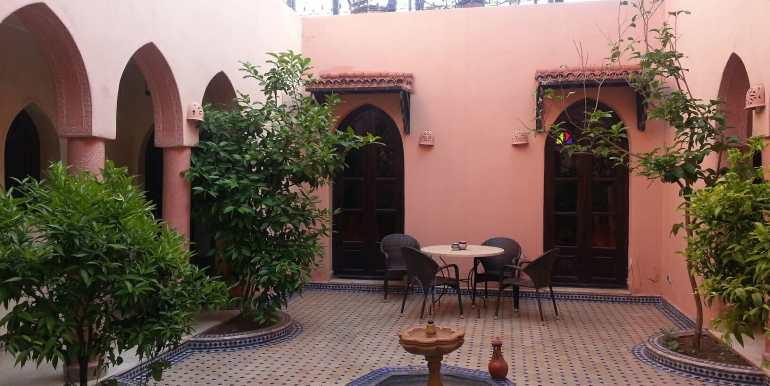 Riad à vendre programme neuf à Marrakech maroc12