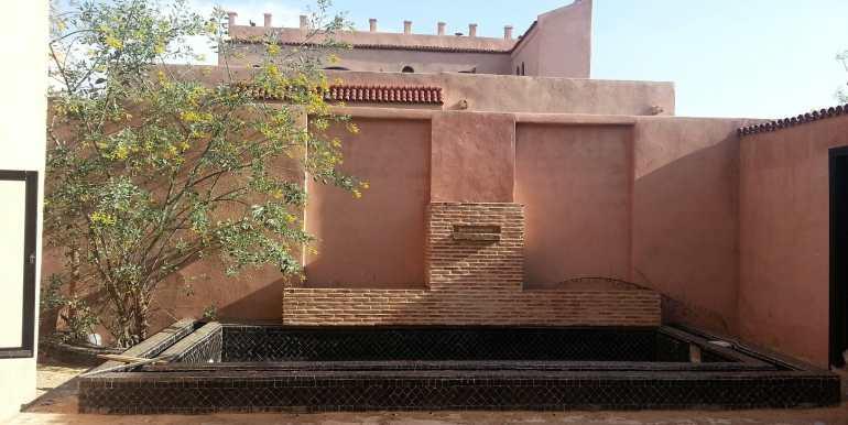 Riad à vendre programme neuf à Marrakech maroc9