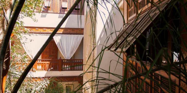 Riad de Luxe à Vendre mellah marrakech-3