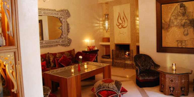 Riad haut standing marrakech