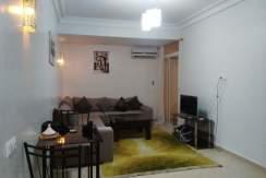 Location appartement Meublé sur la route de casa
