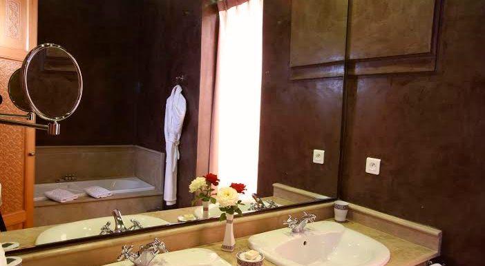 louer villa pour anniversaire marrakech