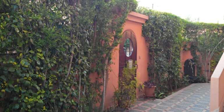 Villa à vendre à Assif Marrakech-2