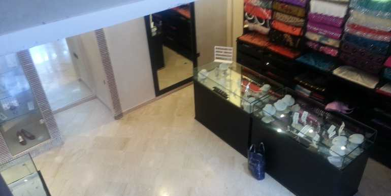 magasin à vendre guéliz (5)