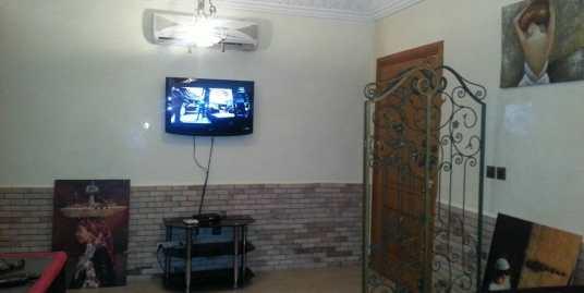 Appartement à louer pour courte durée à l'hivernage marrakech