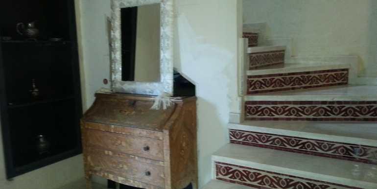 Location Villa meublée pour longue durée sur la route de fes marrakech-6