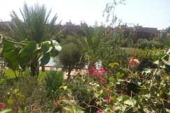 Location d'une villa meublée à Marrakech Agdal