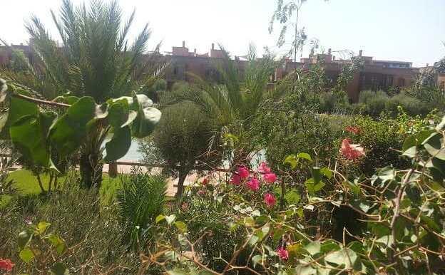 Location d'une villa meublée à Marrakech Agdal-3