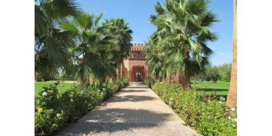 Villa à Vendre à Tameslouht route d'amizmiz