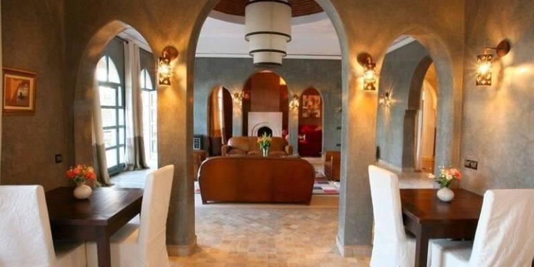 Villa de prestige à vendre au palmeraie marrakech-4
