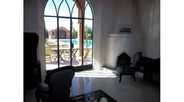 Villa de prestige à vendre sur la route d'ourika-6