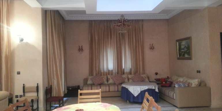 Villa meublée à louer sur la route de fes marrakech-5