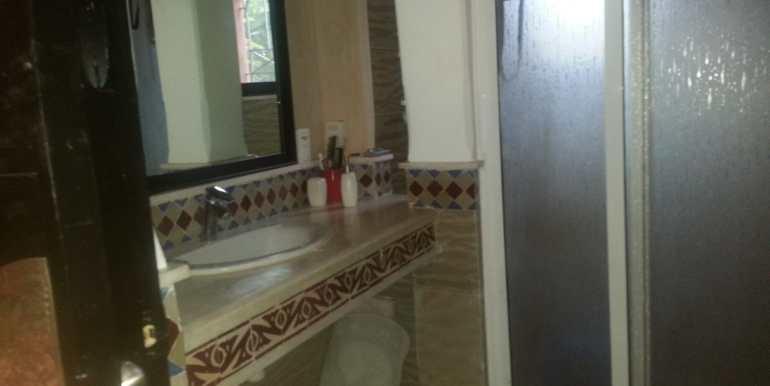 Villa meublée à louer sur la route de fes marrakech-8