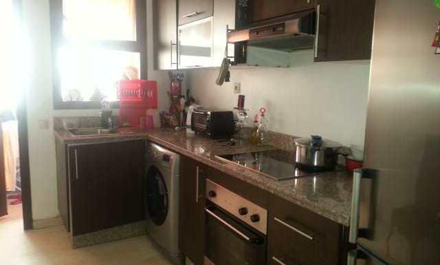 Appartement vide à louer pour longue durée à Guéliz (2)