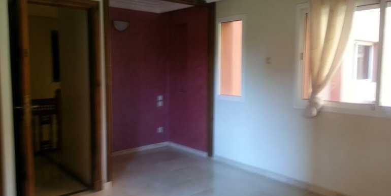 Duplex vide à louer pour longue durée à gueliz Marrakech-5