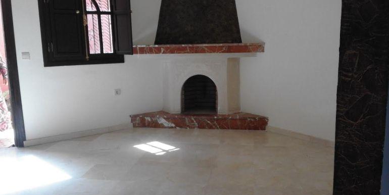Villa à vendre avec piscine afak Marrakech-8