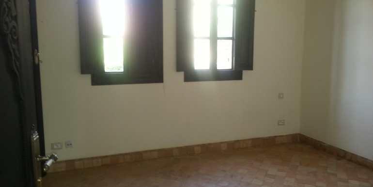 Location longue durée villa vide palmeraie  (6)