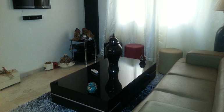 studio meublé pour longue durée à guéliz  (4)