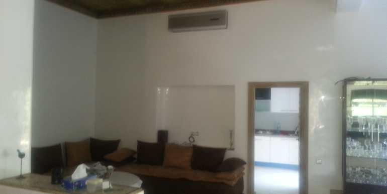villa non meublée à targa marrakech (5)