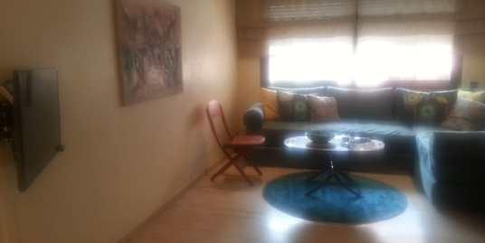 magnifique appartement meublé guéliz marrakech