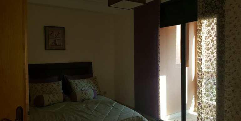 Joli appartement meublé pour longue durée Targa  (11)