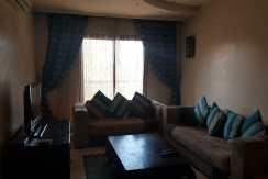 bel appartement meublé d'une chambre pour longue durée