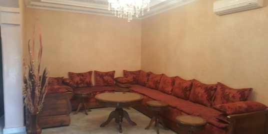 belle propriété meublée à baba ighli marrakech