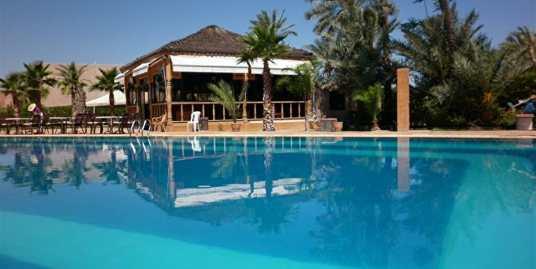 une villa de charme style Riad sur le circuit de la palmeraie