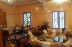 belle villa sur la route de Fès marrakech