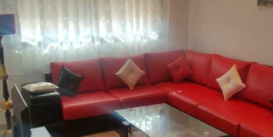 Coquette appartement meublé à guéliz marrakech