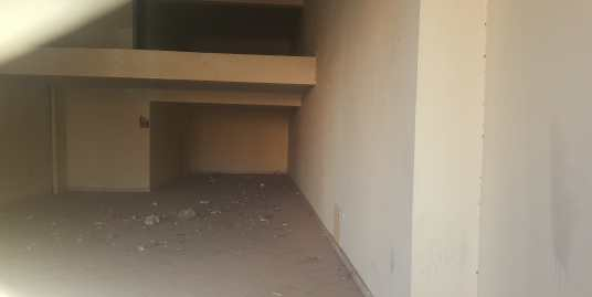 Magasin 126M² sur la route de casa marrakech